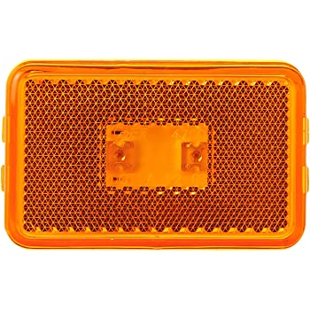 Grote 47503 Yellow SuperNova LED Clearance Marker Light (Built-In Reflector)