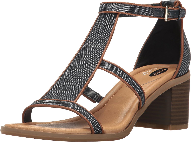Dr. Scholl's shoes Womens Shine Heeled Sandal