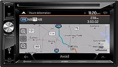 Jensen VX7023 A/V Receiver w/ DVD   Built-in NAV   Built-in Bluetooth Technology   Sirius-XM Ready   Pandora   USB