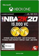 NBA 2K20: 15,000 VC 15,000 VC - [Xbox One Digital Code]