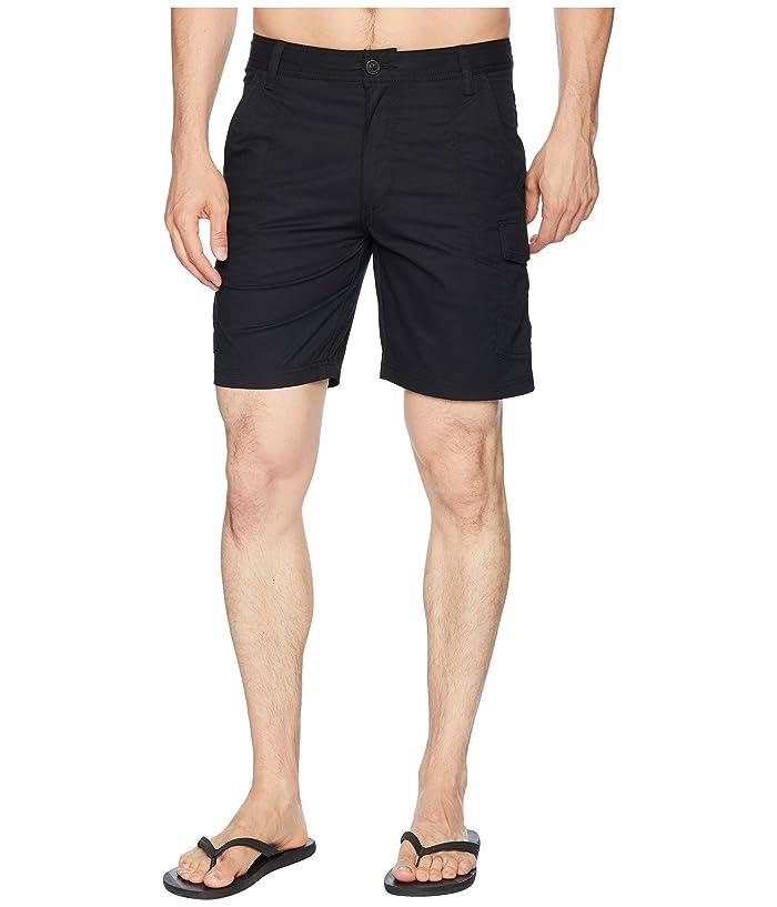 Columbia Boulder Ridge Cargo Shorts (Black) Men