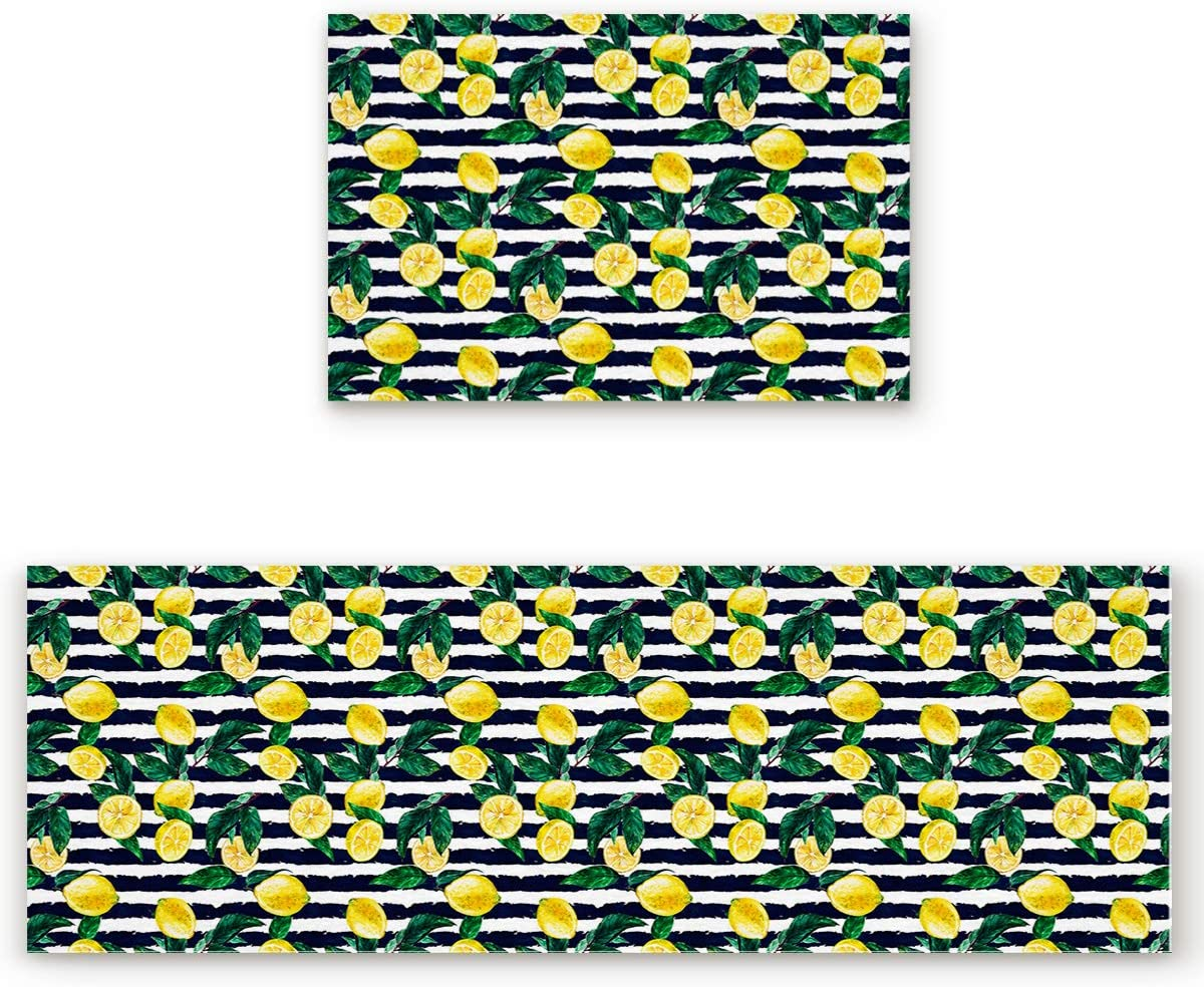 PILALS Anti Fatigue Kitchen Mat Max 68% OFF Set price Rugs Mats 2 of and C