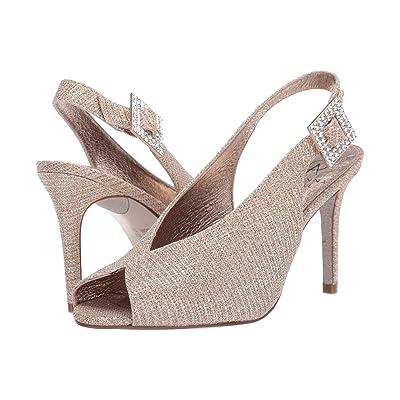Adrianna Papell Fiora Pump (Platino) High Heels