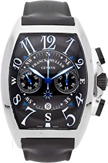 Franck Muller Mariner Mechanical (Automatic) Black Dial Mens Watch 9080 CC at MAR AC (Certified Pre-Owned)