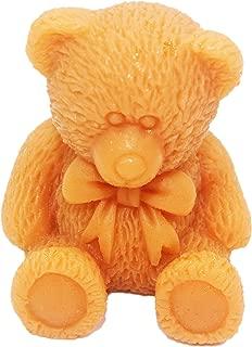 bear candle mold