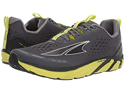 Altra Footwear Torin 4 (Gray/Lime) Men