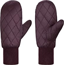 Andake 90% Duck Down Mittens Gloves For Women -20¨H Cold Weather Warm Winter Snow Gloves For Walking Jogging Work Outdoor