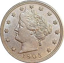 liberty head nickel 1905