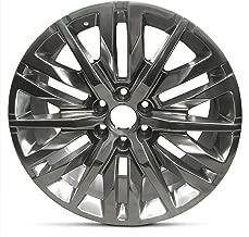 Road Ready Car Wheel For 2019 Chevy Silverado 1500 GMC Sierra 1500 Sierra Denali 1500 Full Size Spare 22'' Alloy Rim Fits R22 Tire