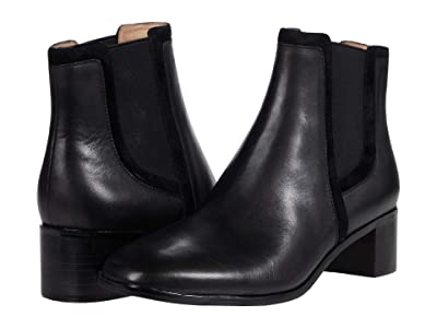 Madewell Serena Boots (True Black) Women