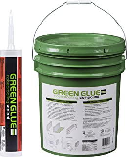 green glue 5 gallon pail