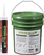 Green Glue 5 Gal. Pail with a Free Tube of Acoustical Caulk