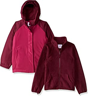The Children's Place Big Girls' 3 in 1 Winter Jacket