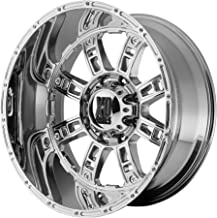 XD-Series XD809 Wheel with Chrome Finish (20x9