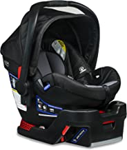 Best Britax B-Safe 35 Infant Car Seat - Rear Facing | 4 to 35 Pounds - Reclinable Base, 1 Layer Impact Protection, Ashton (E1A183D) Review