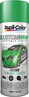 Dupli-Color ECWRC8037-6 PK Custom Wrap Removable Coating - 11 fl. oz, (Pack of 6)