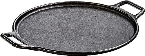 Lodge-Pre-Seasoned-Cast-Iron-Baking-Pan-With-Loop-Handles