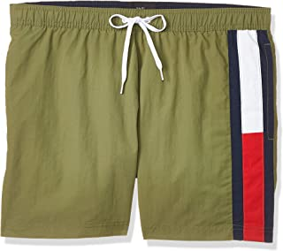 Tommy Hilfiger Men's SF Medium Drawstring Swim Short (pack of 1)