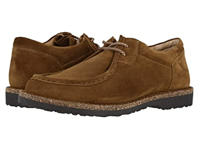 Birkenstock Pasadena II (Tea Leather) Men