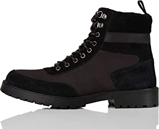 Marca Amazon - find. Botas Estilo Motero Hombre