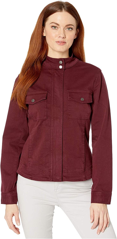 Liverpool Denim Zip Jacket