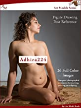 Art Models Adhira224: Figure Drawing Pose Reference (Art Models Poses) (English Edition)
