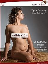 Art Models Adhira224: Figure Drawing Pose Reference (Art Models Poses) (English Edition)