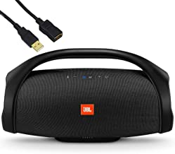 JBL Boombox - Waterproof Portable Bluetooth Speaker - Family Holiday & Home Party - IPX7 Water-Resistant, 20,000 mAh Batte...