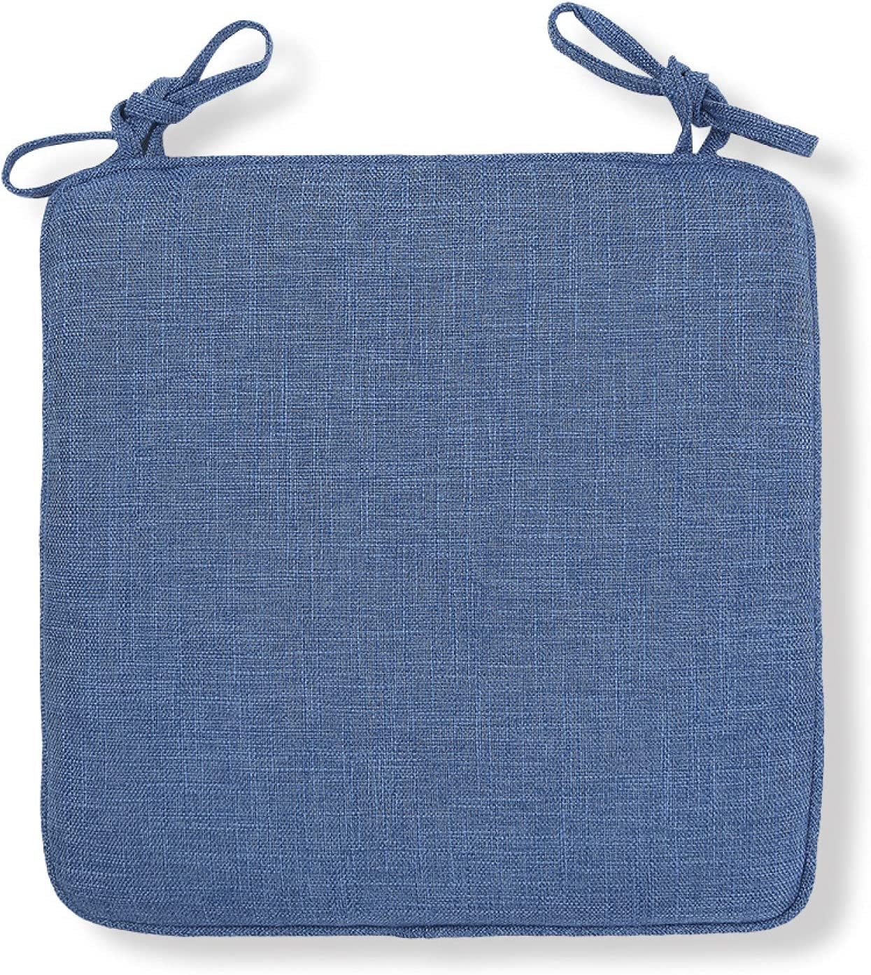 Cotton Ranking TOP1 Chairs Pads with Ties and Superior Washington Mall Breathab Square Soft