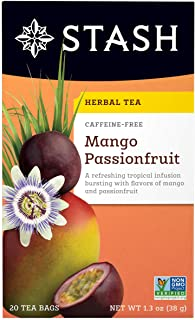Stash Tea Mango Passion Fruit, 20 ct