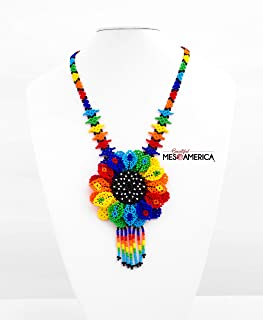 Best huichol beaded necklace Reviews
