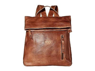 Bed Stu Howie Backpack (Tan Rustic) Backpack Bags