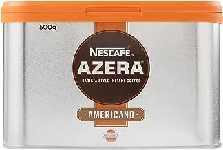 NESCAFÉ AZERA Americano Instant Coffee Tin, 500g