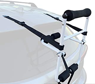 Best Marine Kayak Roof Rack Roller. Vehicle Load Assist for Kayaks, Canoes, SUP Paddle Boards and Surfboards. Ideal for Lo...