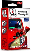H&A QUALITY Headlight Restoration Kit, Headlights Cleaner Wipes Restore and Protect Your Car Lenses (Headlights Restoration Kit)