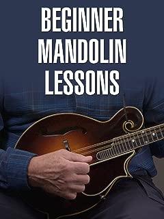 Beginner Mandolin Lessons