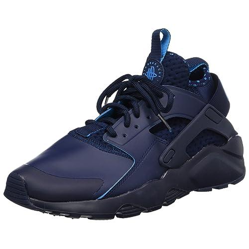 7e9f378aea783 Nike Men s Air Huarache Run Ultra Se Gymnastics Shoes White