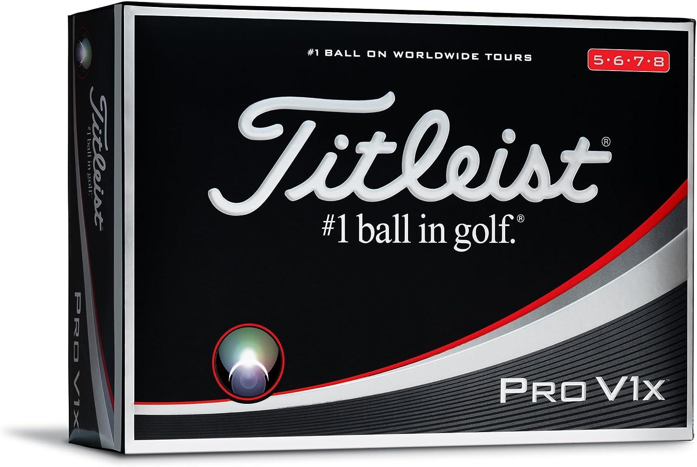 Titleist Pro V1x Prior Generation Golf Balls