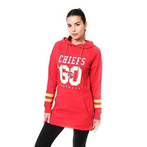 on sale 1e21d f4a82 Kansas City Chiefs Sweatshirt: Amazon.com