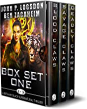 Bethany Black Supernatural Thriller Box Set (Books 1 - 3) (New York Paranormal Police Department Box Sets)