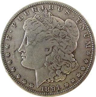 1891 O Morgan Silver Dollar $1 Very Fine