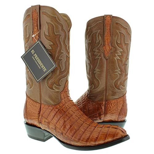 885173190097f Exotic Skin Cowboy Boots: Amazon.com