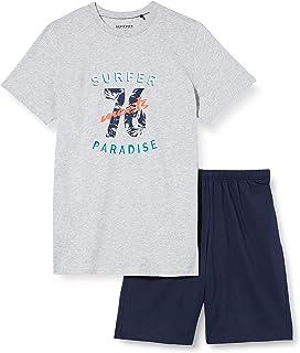 Schiesser Jungen Schlafanzug kurz jongens Pyjamaset