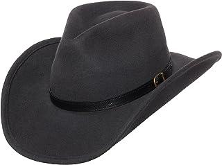 Amazon.com  Greys - Cowboy Hats   Hats   Caps  Clothing 7a9d5ce9b133