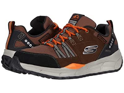 SKECHERS Equalizer 4.0 Trail (Brown/Black) Men