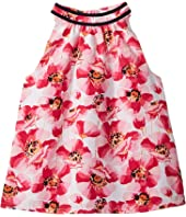 Sleeveless Floral Top (Toddler/Little Kids/Big Kids)