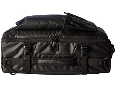 RVCA Zak Nylon Camera Duffel (Black) Bags