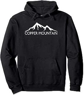 Copper Mountain Hoodie Colorado Pullover Skiing Sweatshirt