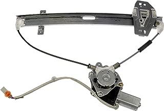 Dorman 748-559 Rear Passenger Side Power Window Regulator and Motor Assembly for Select Acura Models
