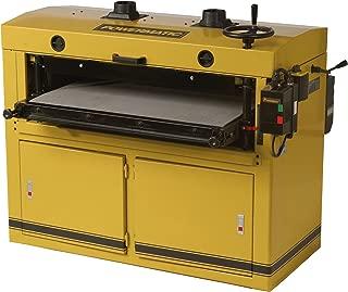 Powermatic 1791320 Model DDS-237 37-Inch 7-1/2 HP 1-Phase Dual Drum Sander